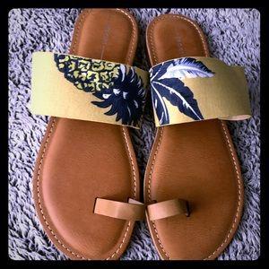 Report Pineapple Sandals